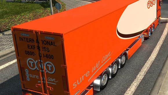 TNT trailer